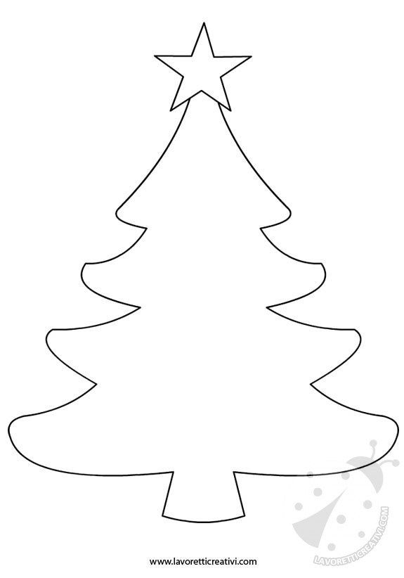 Albero Di Natale Jpeg.Sagoma Albero Natale Jpg 575 822 Alberi Di Natale In Feltro Decorazioni Natalizie Col Feltro Natale Artigianato