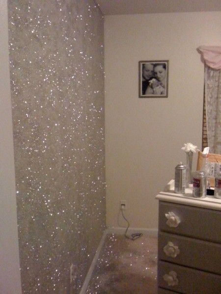 Clear Glitter Spray Paint For Walls