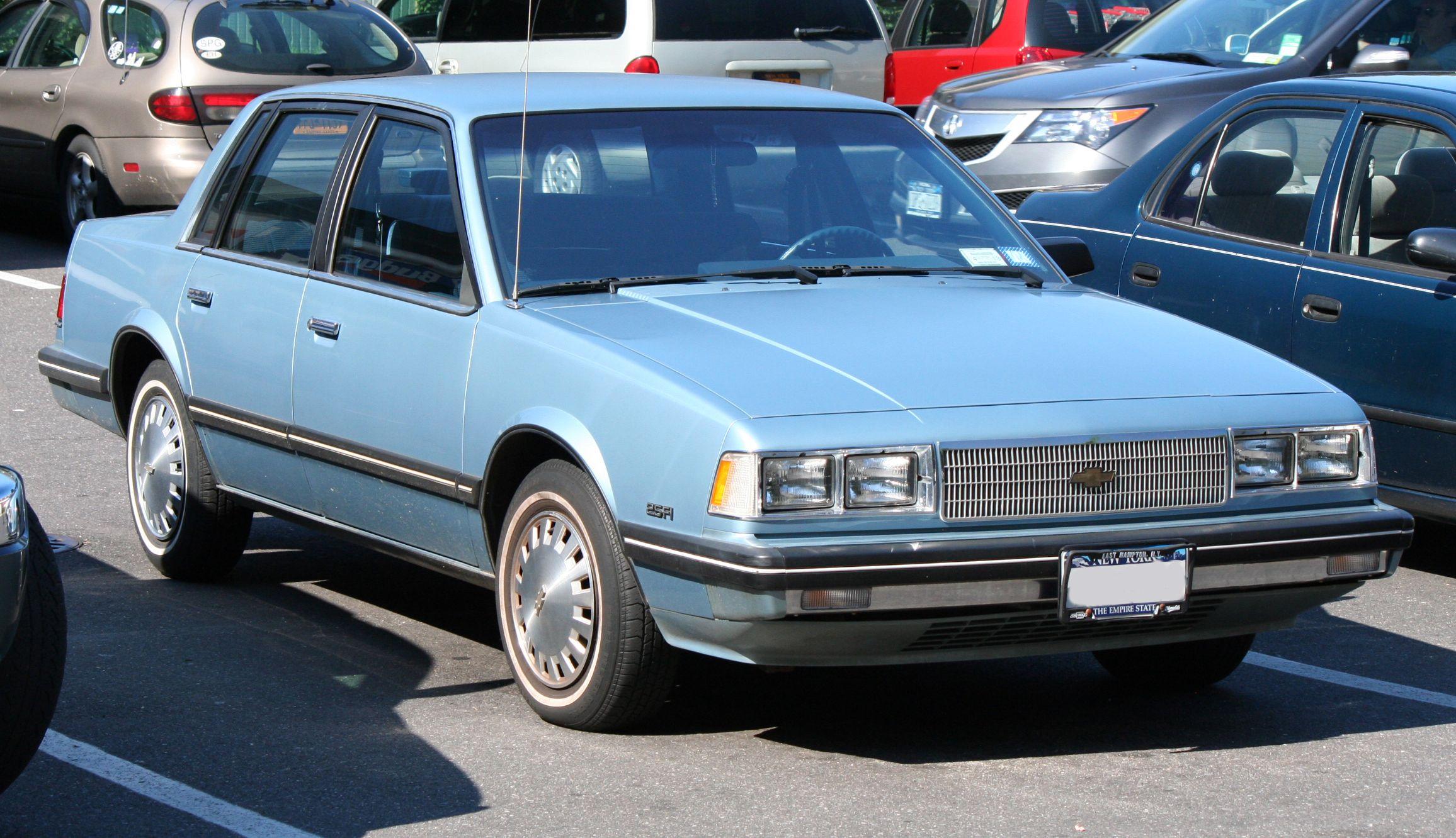 1984 Chevy Celebrity Light Bulbs - CARiD.com