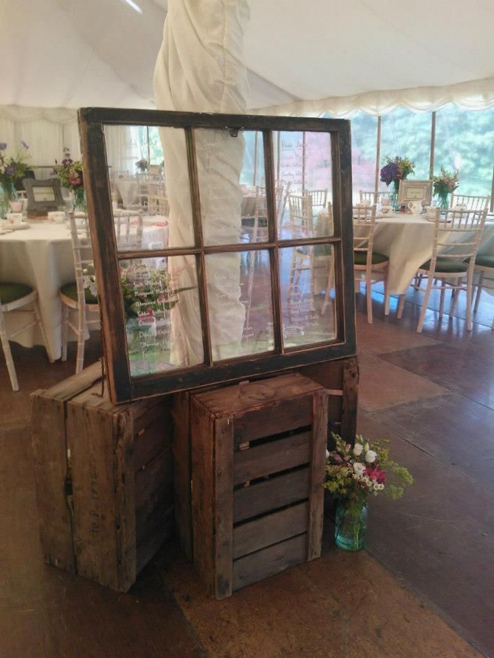 Vintage sash window as table plan for hire by sparrow rose vintage sash window as table plan for hire by sparrow rose glasgow junglespirit Images