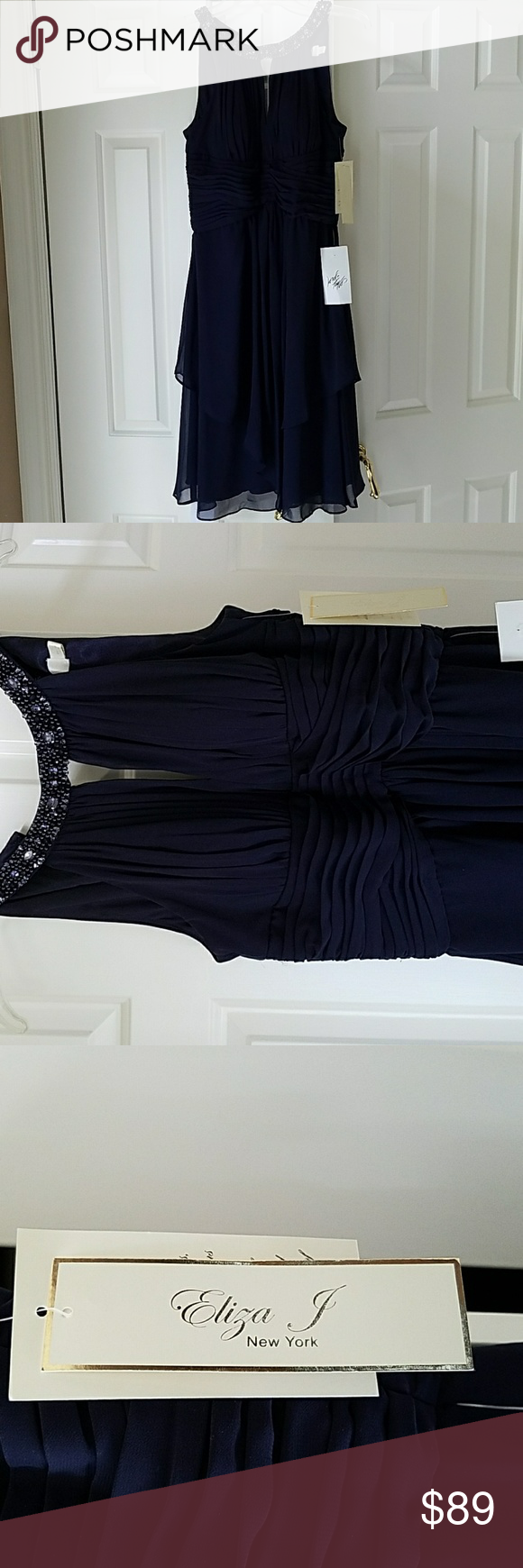 Gorgeous wedding guest or prom dress nwt