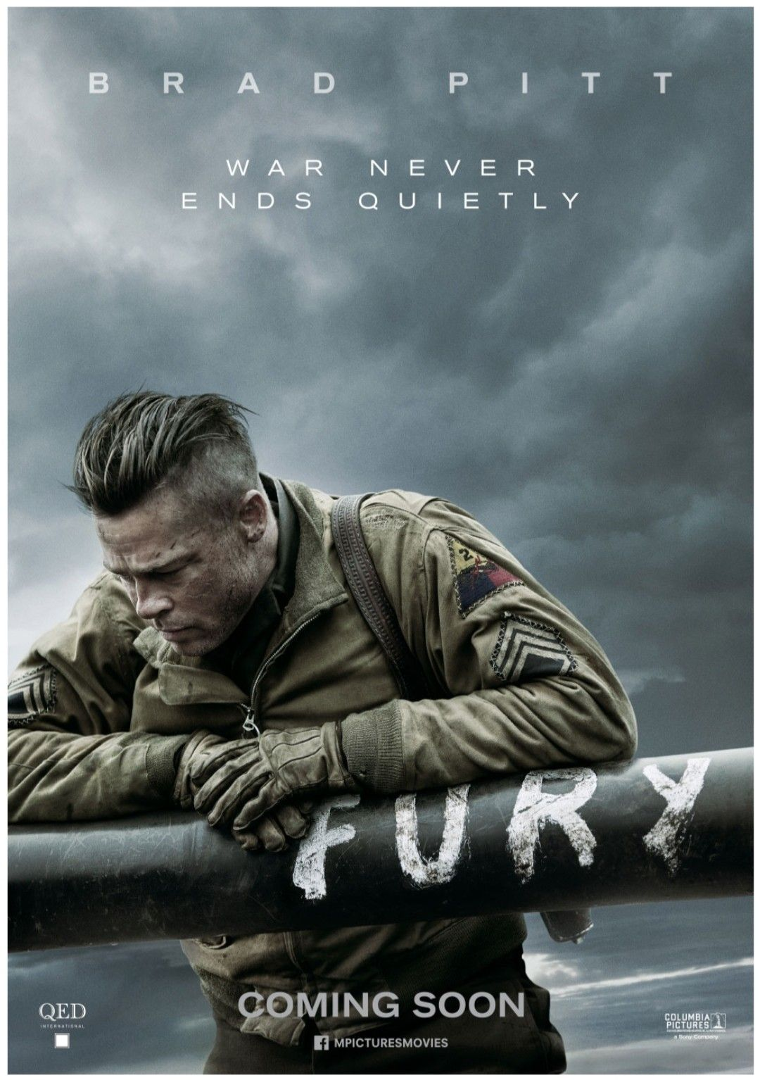 Pin by Panom Dooksakhu on ทรงผม in 2020 Fury movie