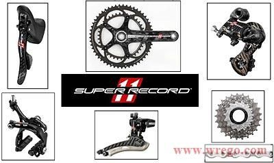 Campagnolo Super Record Groupset 2014 11 speed ( www