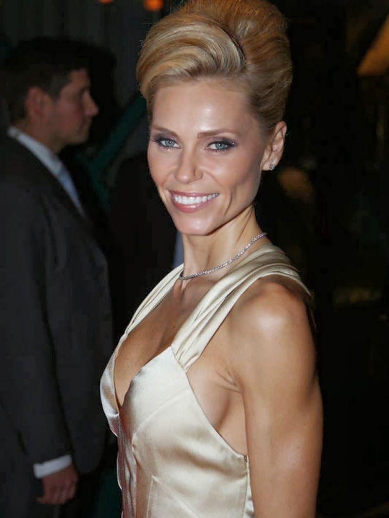 Swedish American Model And Actress Anna Anka