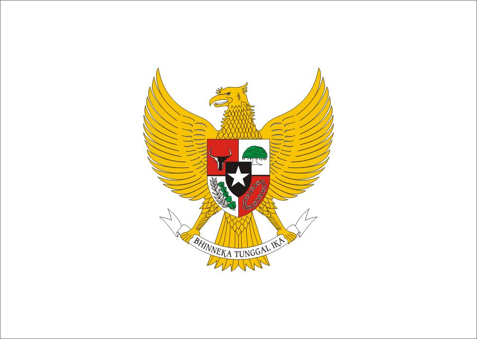 Logo Garuda Pancasila Vector Pengeditan foto, Gambar, Desain