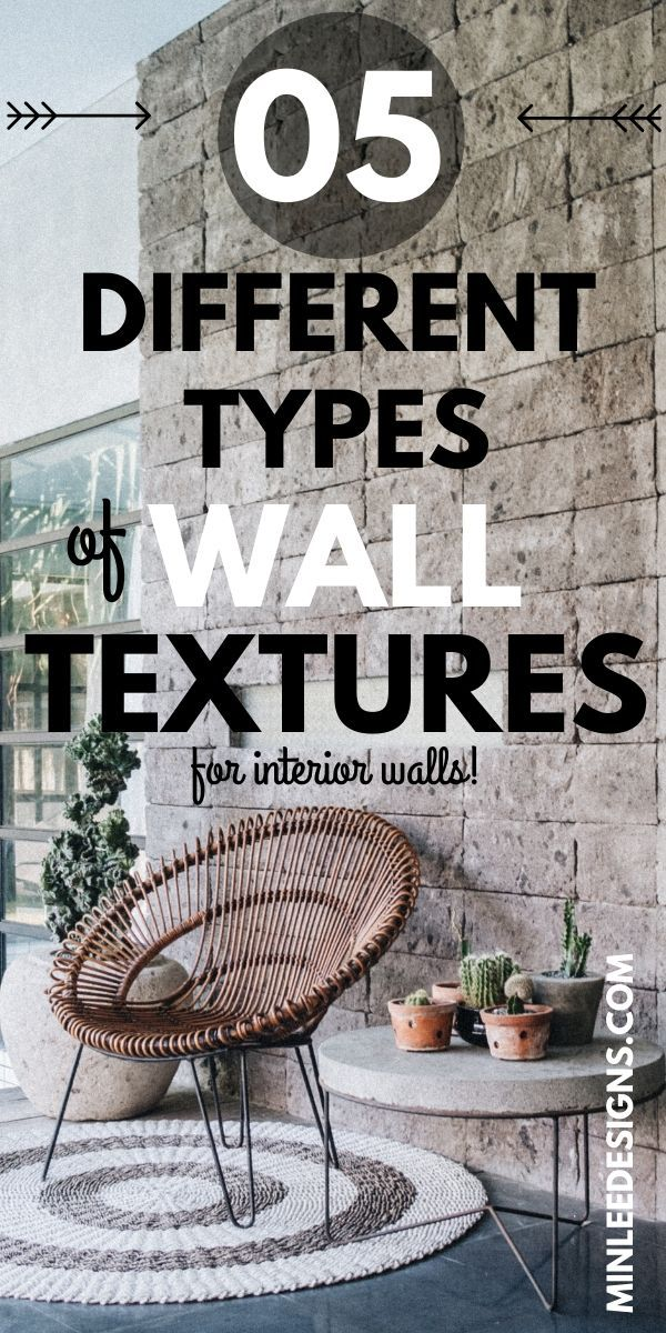05 different types of wall textures for interior walls in on wall types id=23373