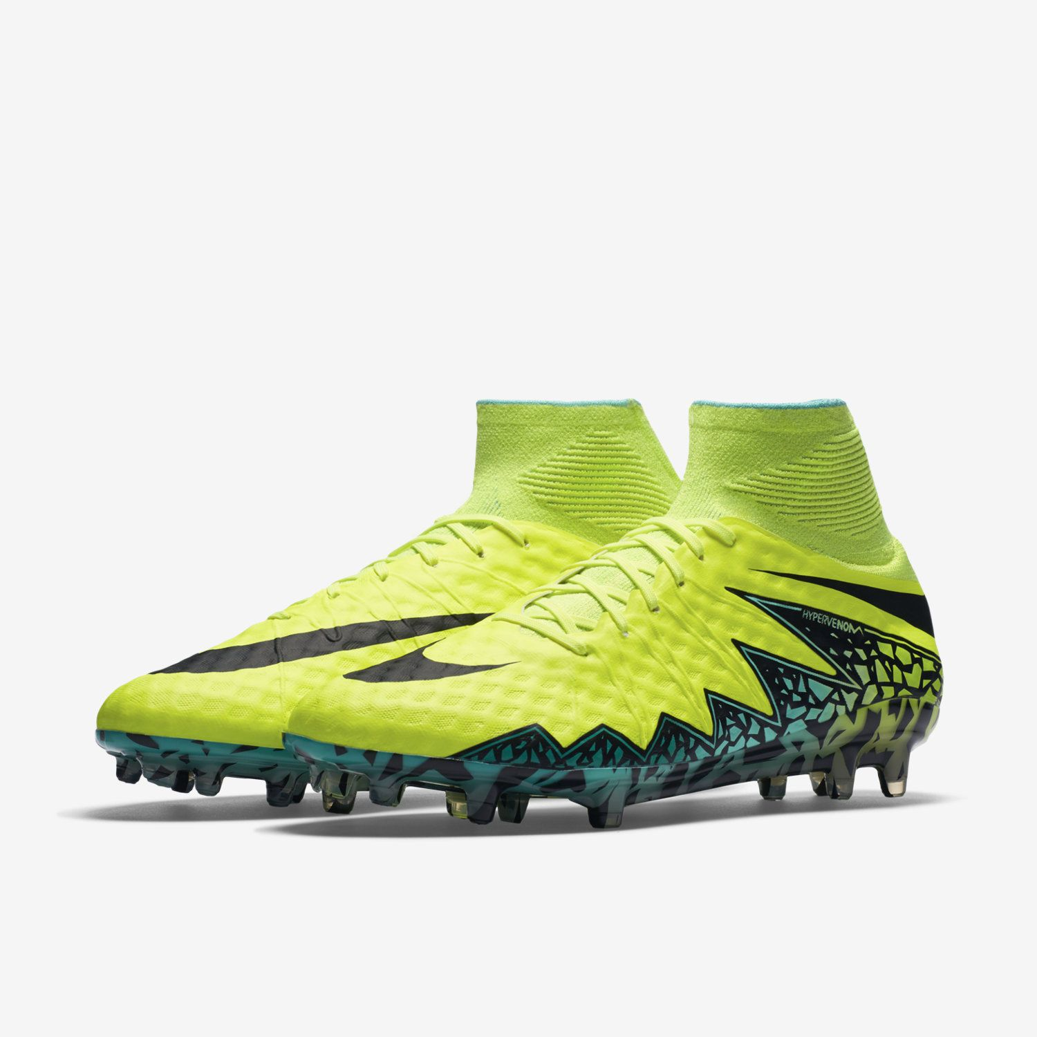 Men's Firm-Ground Soccer Cleat Nike Hypervenom Phantom II FG 747213-703