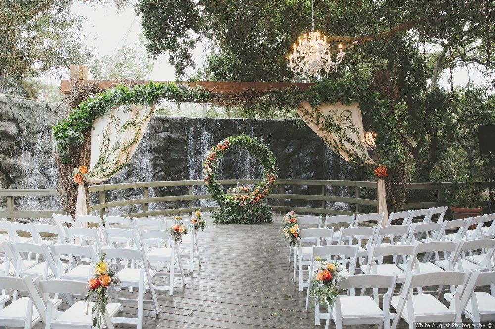 Charles And Michelle S Wedding In Malibu California Outdoor