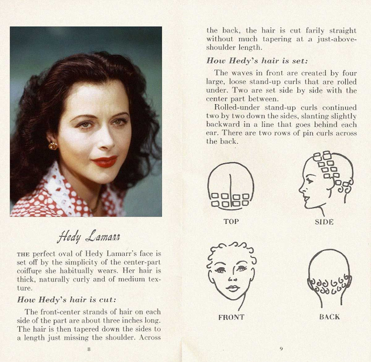 10 Hollywood Hairstyles Of The 50s Glamour Daze Hollywood Hair Vintage Hairstyles Vintage Hairstyles Tutorial