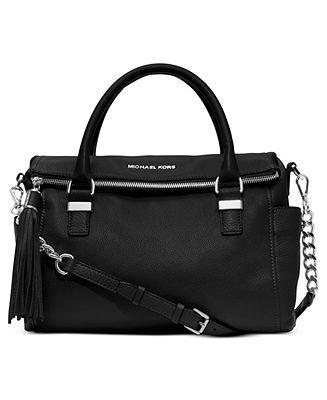 michael michael kors handbag weston medium satchel shop all rh pinterest com