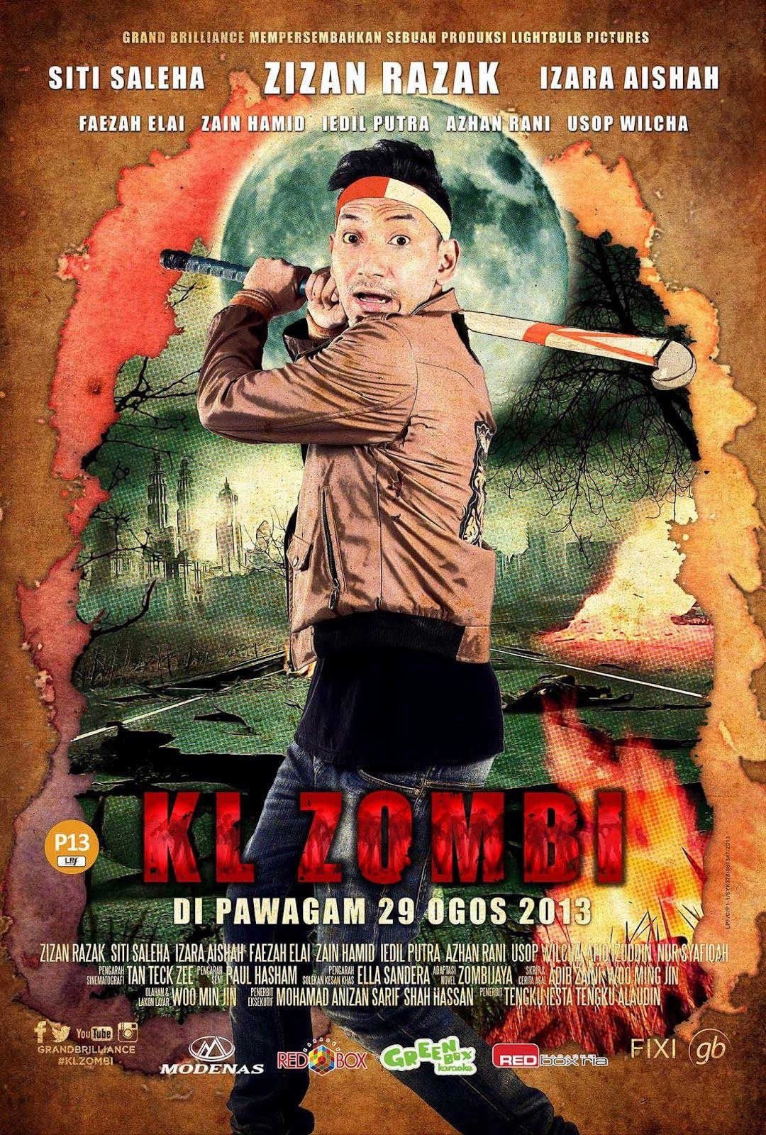 KL Zombi a fun Malaysian Zombie Flick! | Zombie movies