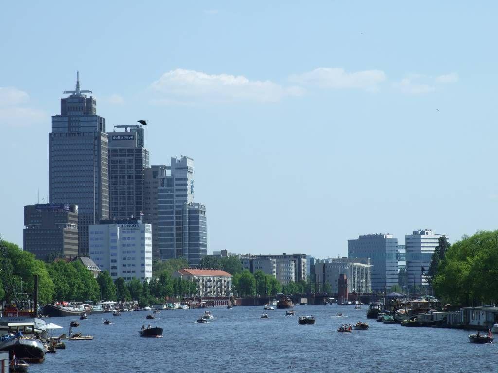 Amsterdam skyline Amsterdam skyline Skyline
