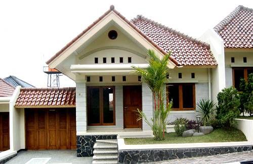 60 Gambar Rumah Minimalis 1 Lantai Tampak Depan Dan Warna Cat Pilihan Rumah Minimalis Home Fashion Rumah Indah