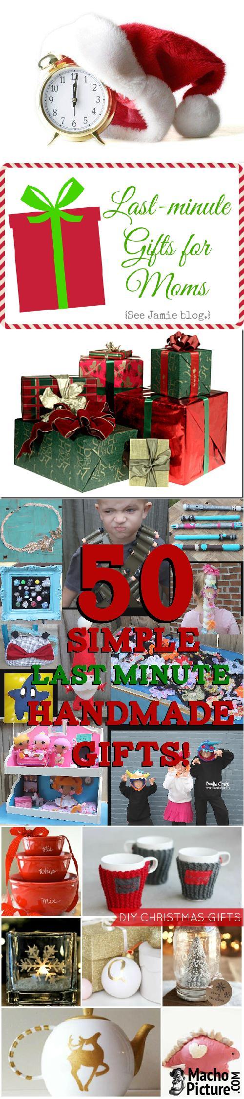 Last minute xmas gift ideas - 6 PHOTO!