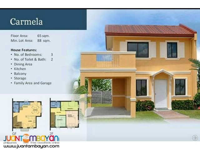 Erecre Group Realty Design And Construction Carmela Model House