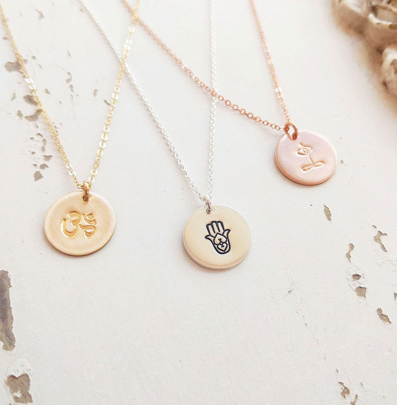 Yoga necklace spiritual jewelry yoga jewelry namaste necklace om yoga necklace spiritual jewelry yoga jewelry namaste necklace om necklace hamsa mozeypictures Choice Image