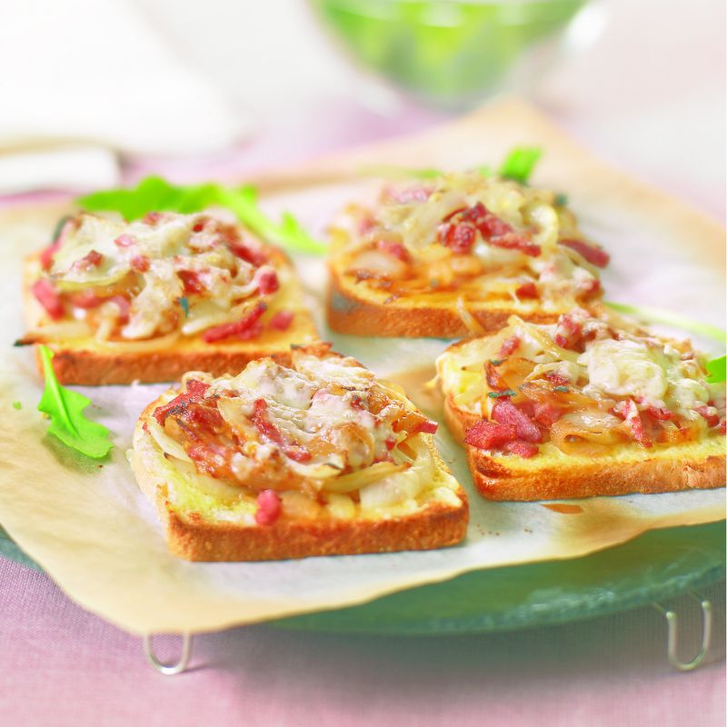 Tartines gratin es recette weight watchers cuisine - Cuisine legere et dietetique ...