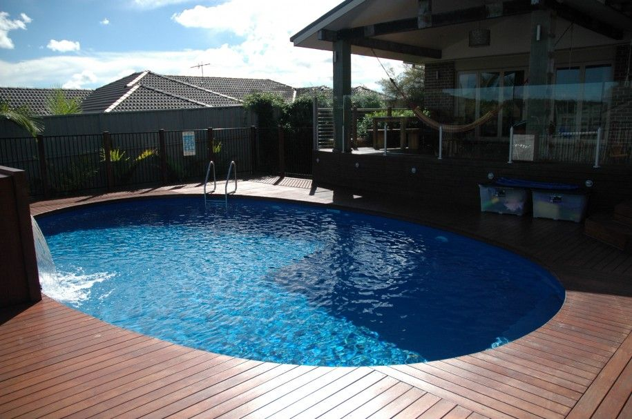 Professional Above Ground Pools With Decks Or Inground Pools Futuristic Pool Waterfall Abov Above Ground Pool Decks Best Above Ground Pool Above Ground Pool