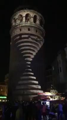 Galata Tower - Istanbul,Turkey ❤️