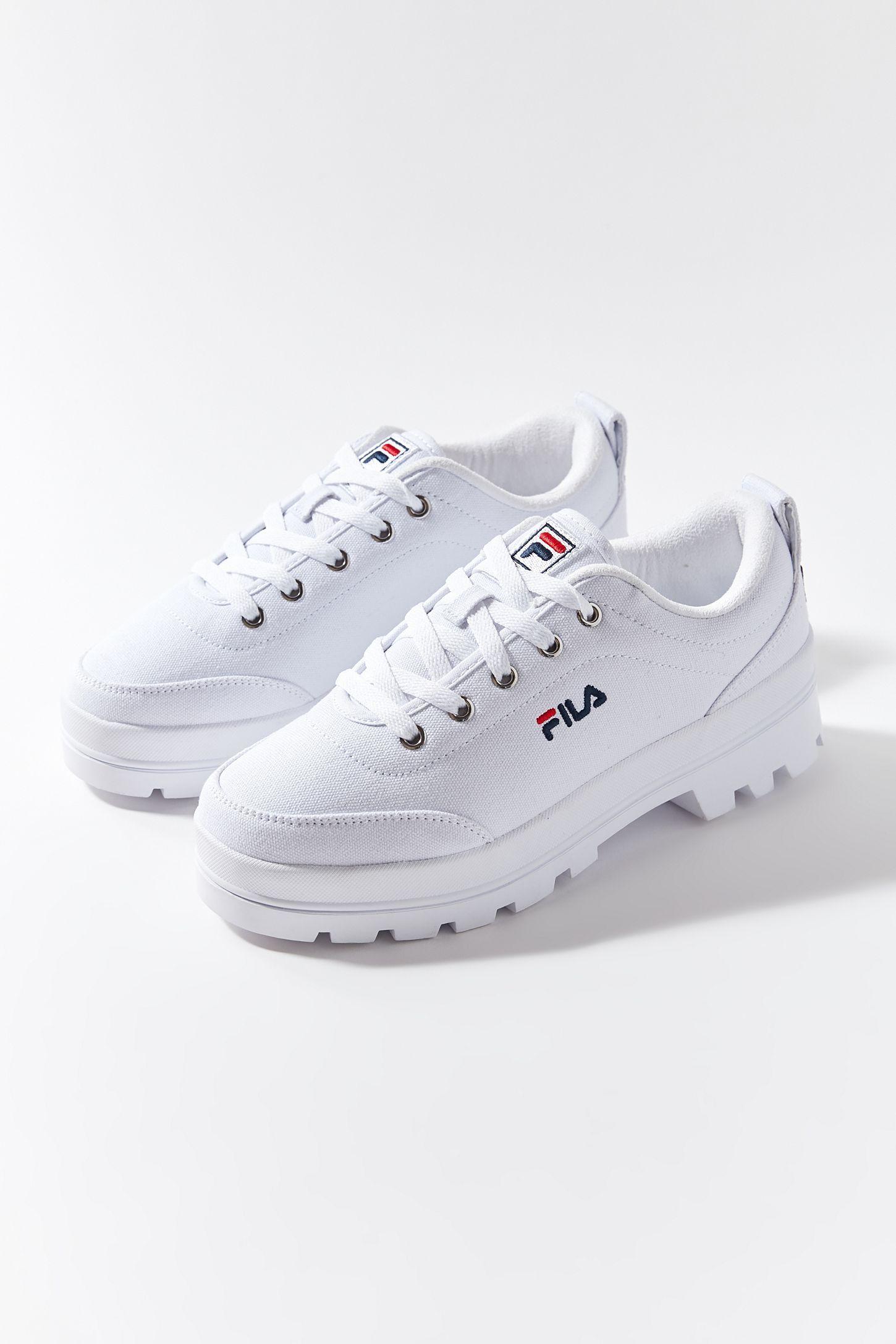 FILA Theme Low Sneaker | Urban