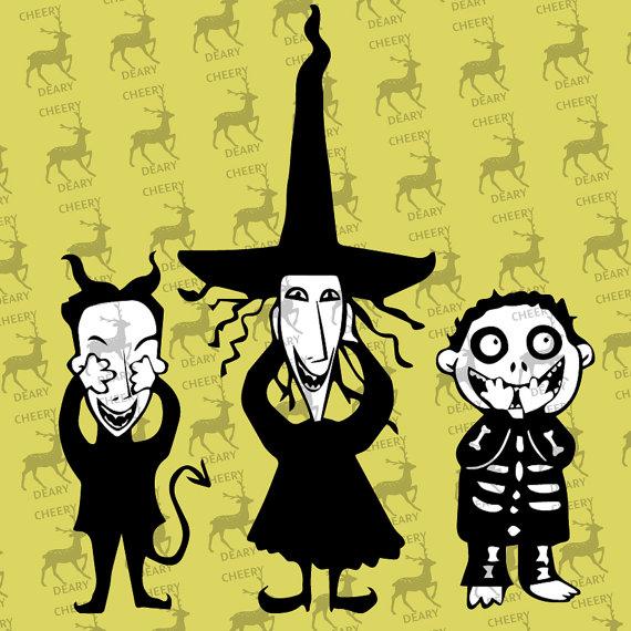 Download Nightmare Before Christmas, Lock, Shock, & Barrel, Digital ...