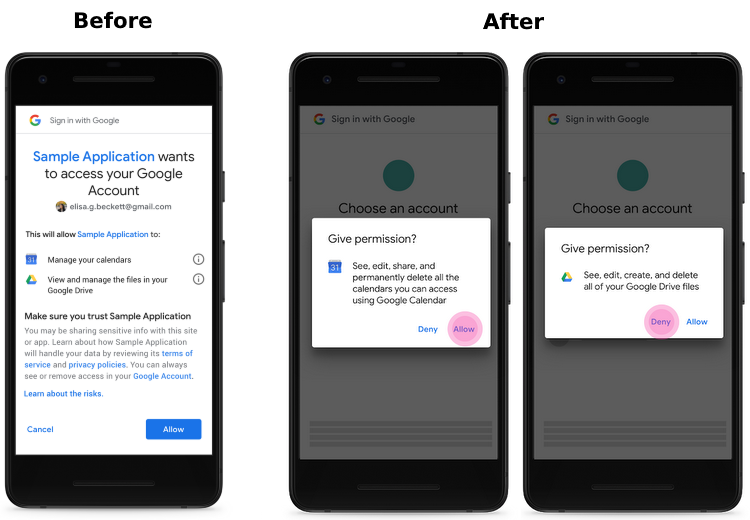 Take a Look on How Google is Remodelling Gmail and Android