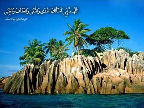 جديد تلاوة مبدعه وخاشعه جدا للقارىء أبو بكر الشاطري Youtube Beach Scenery Tropical Island Beach Seychelles Islands