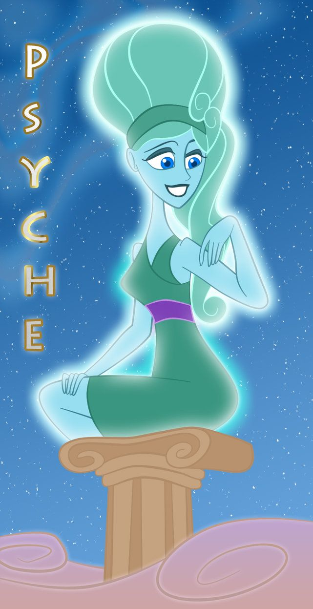 *PSYCHE or PSIQUE ~ Greek deity is the personification of ...