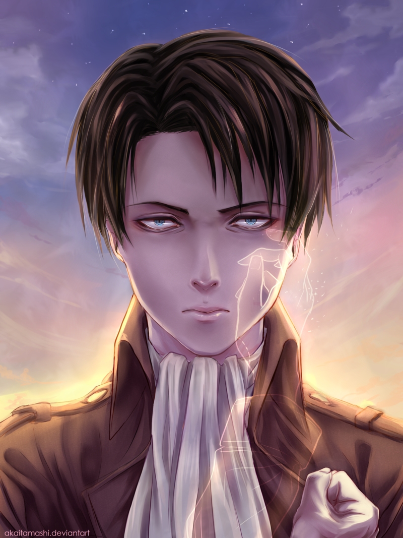 Attack on Titan - Heichou Levi