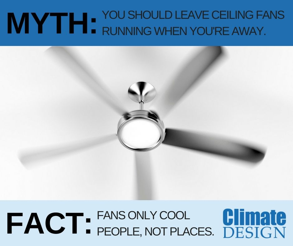 Don T Fall Victim To This Myth Hvac Climatedesign Heating And