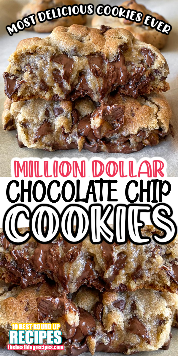 Most Delicious Million Dollar Chocolate Chip Cooki