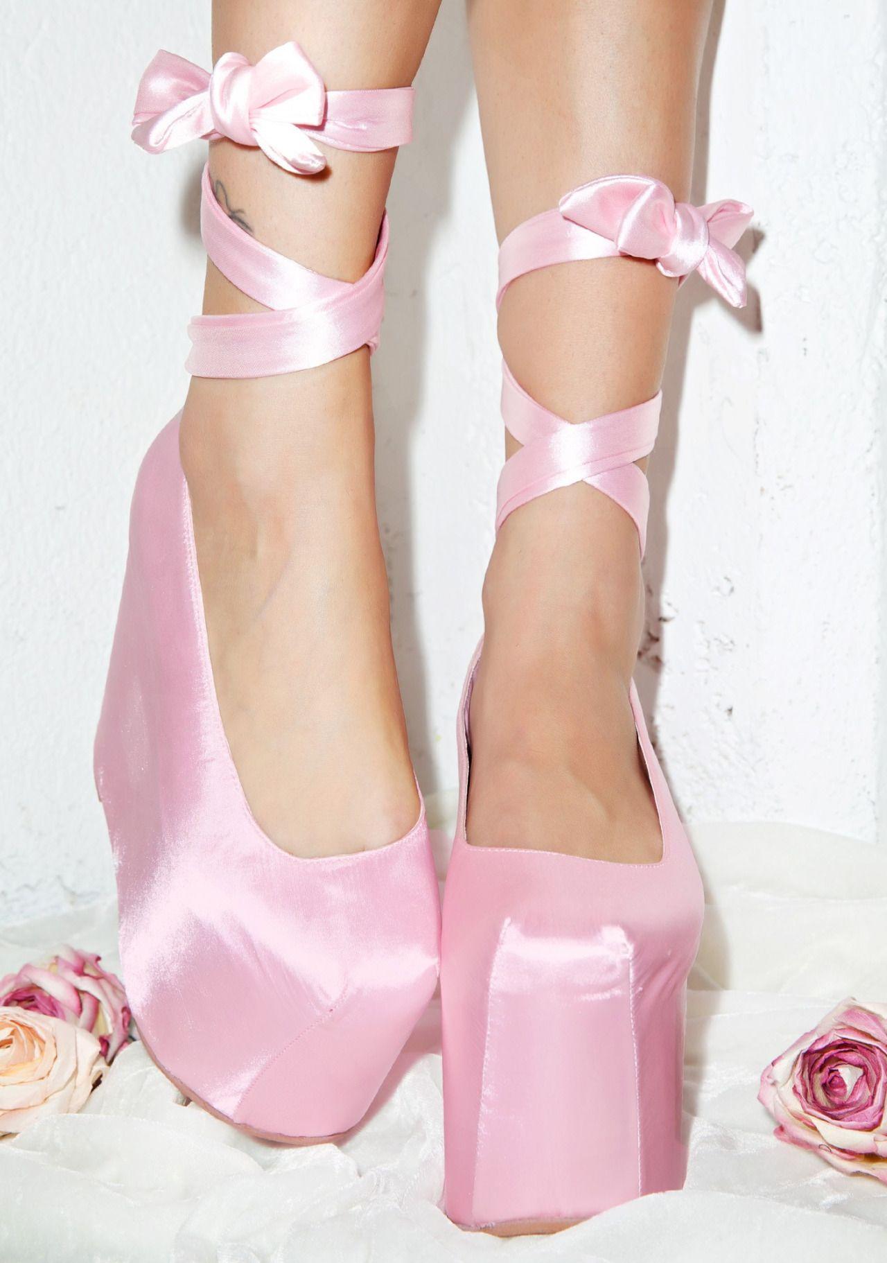 Shoes heels wedges