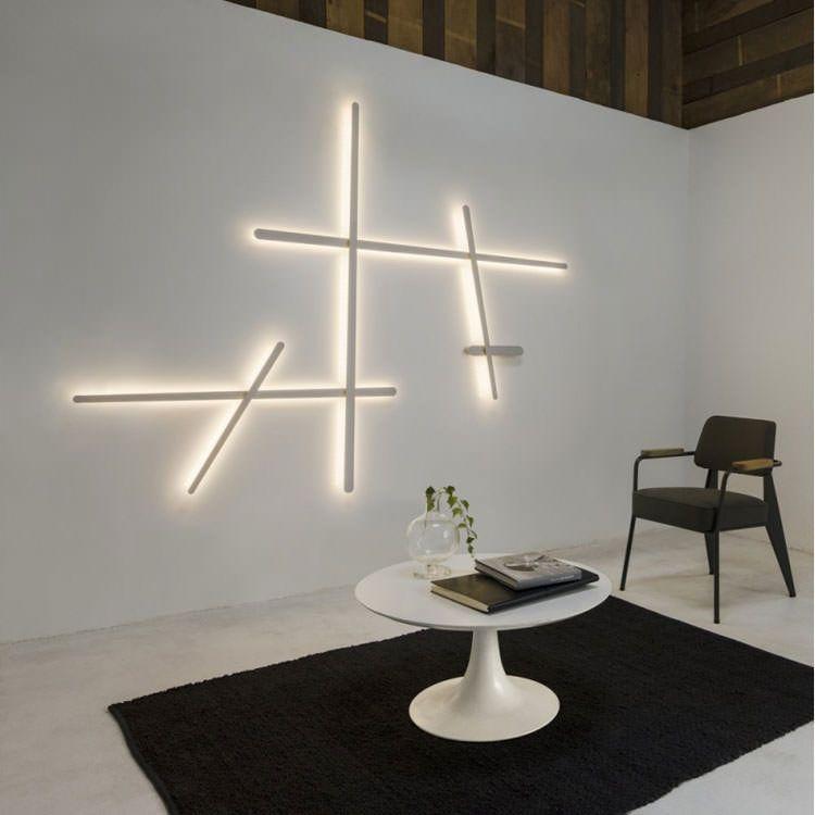 Incredibili Lampade da Parete dal Design Moderno | lighting ...