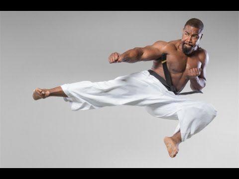 Michael Jai White Kick