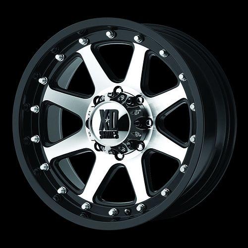 Xd Series Black Addict Wheels 17x10 Inch Wheels For Tony Wheel Wheel Rims Black Wheels