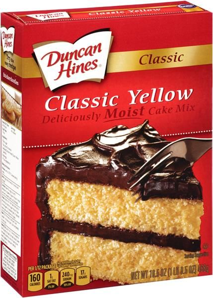 Accidentally Vegan Food And Ingredients Boxed Cake Mixes Recipes Cake Mix Yellow Cake Mix Recipes