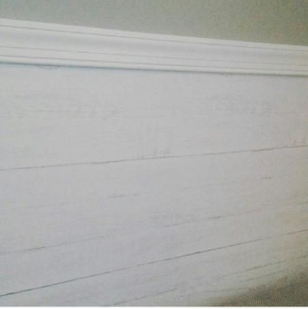 OffWhite Shiplap Peel and Stick Wallpaper Shiplap