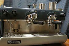 Rancilio Epoca CD 2GR Espresso Maker AND Rossi RR45
