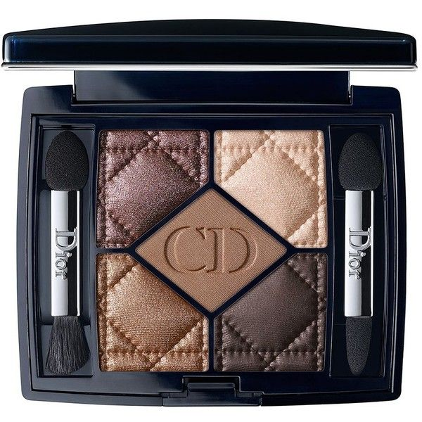 Dior Limited Edition Diorshow Fusion Mono Long Wear Professional... (€57) ❤ liked on Polyvore featuring beauty products, makeup, eye makeup, eyeshadow, cuir, eye shimmer makeup, christian dior eye shadow, gel eyeshadow, shimmer eyeshadow and glossy eye makeup