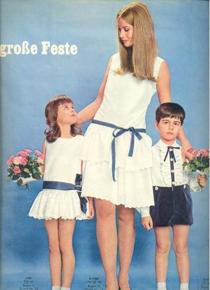 NEUE MODE (NEUER SCHNITT) 1967