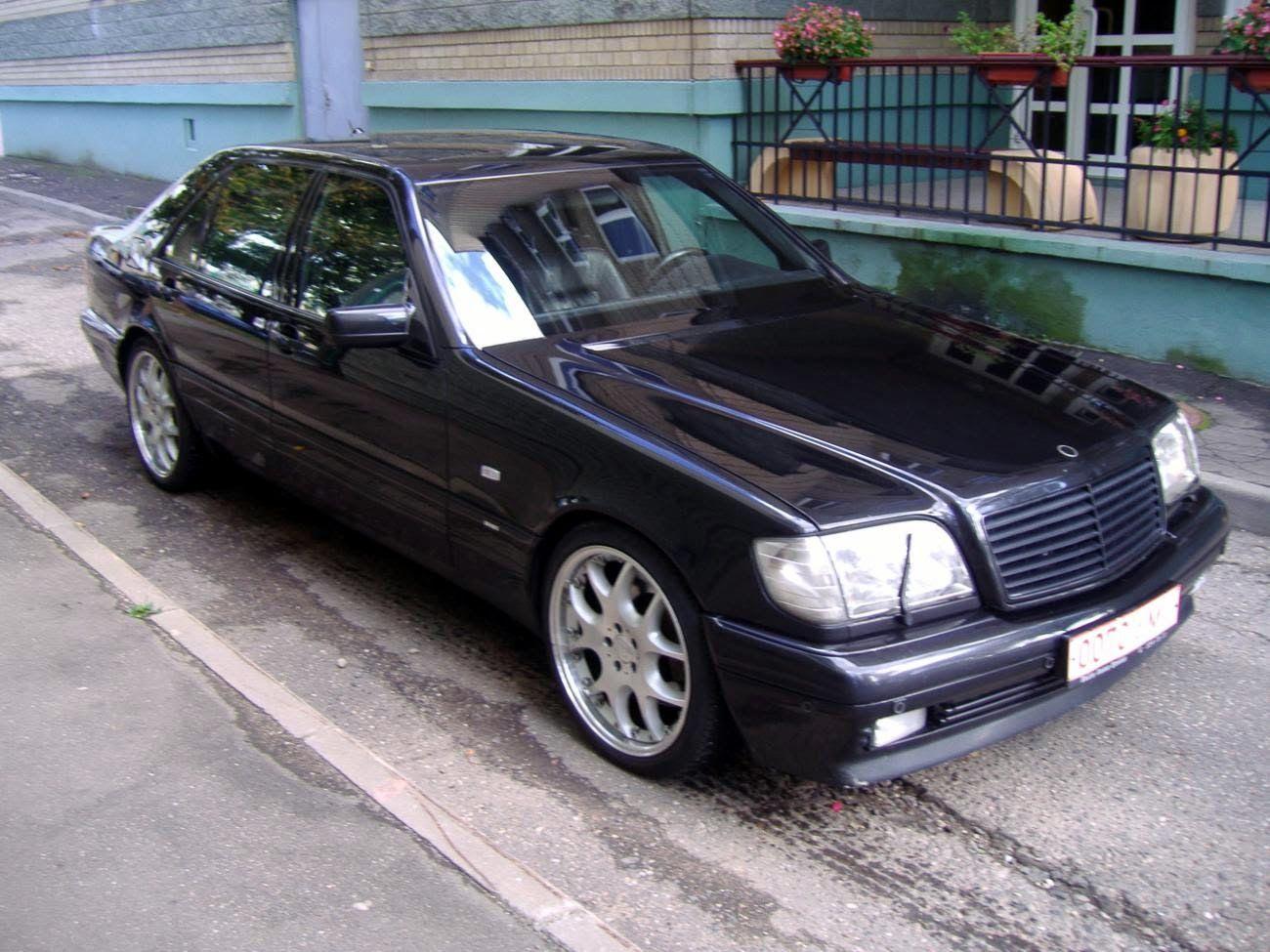 Brabus S 7 3 W140 V12 Mercedes Benz Benz Mercedes Benz Classic