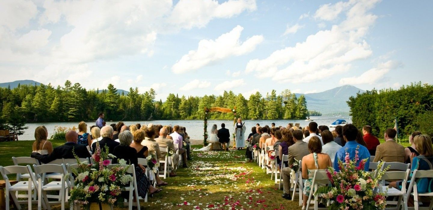 Say I Do In Lake Placid Ny The Perfect Backdrop For A Wedding