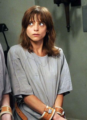 Lizzie Brochere in American Horror Story Asylum