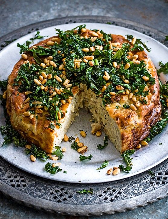 Superb Dinner Party Ideas Vegetarian Part - 2: Try Our Cauliflower Sformato Recipe For A Vegetarian Dinner Party Idea.  This Easy Vegetarian Main Course Is One Of Our Favourite Cauliflower Recipes