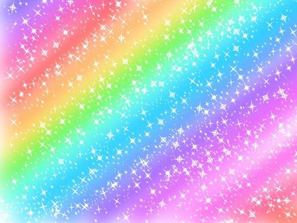 rainbow sparkles!!!!!!!! by wewuluver Create Art