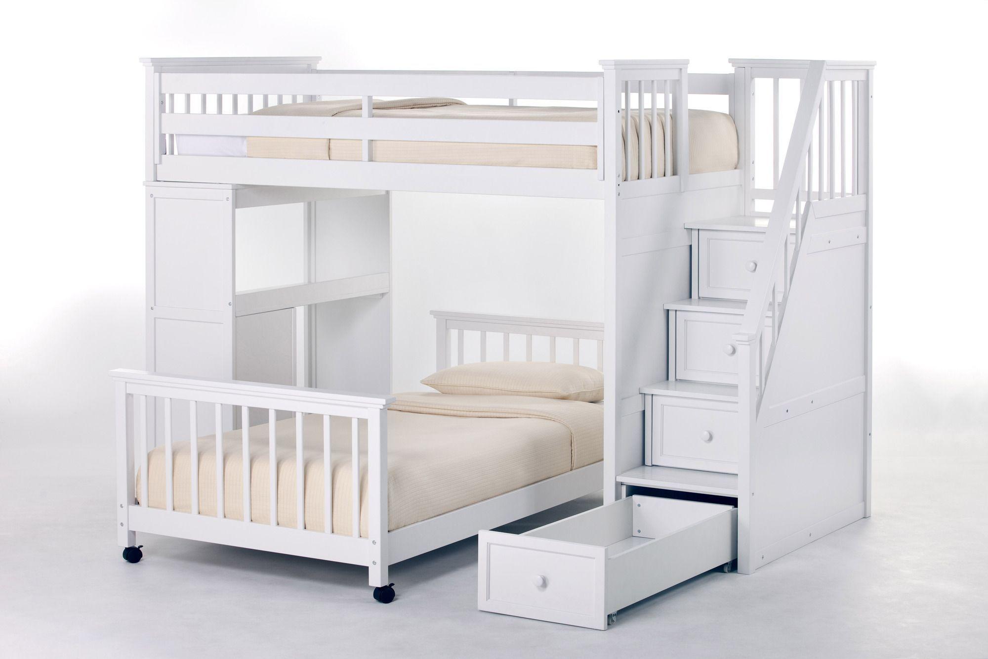 Hochbett Kinderbett Unter Bett Loft Betten Etagenbett