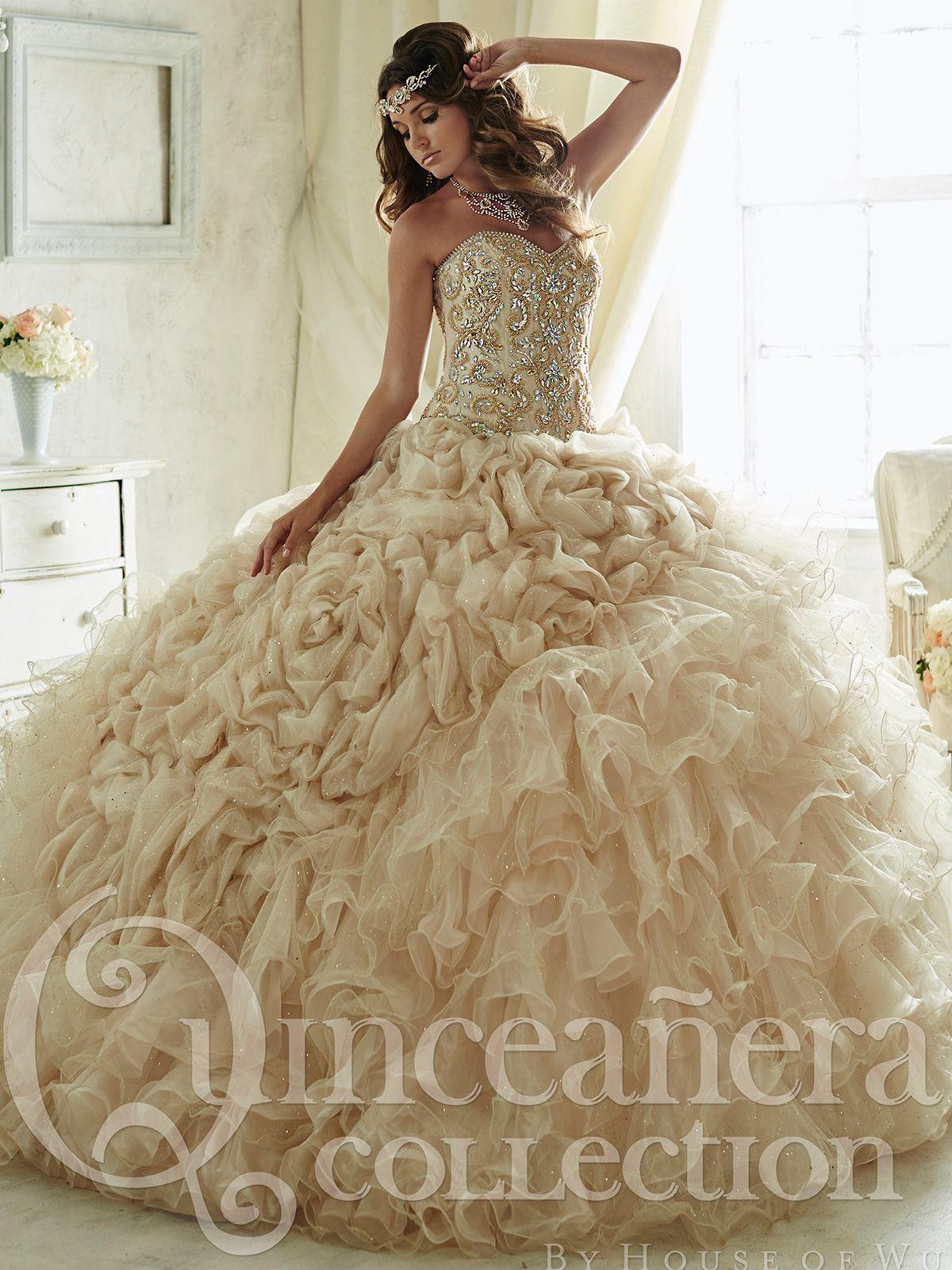 489dfd76e27 quinceanera dresses - Google Search