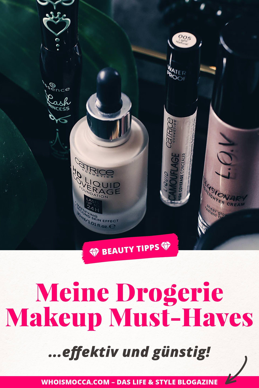Meine 5 Makeup Must-Haves aus der Drogerie! – Life und Style Blog aus Österreich