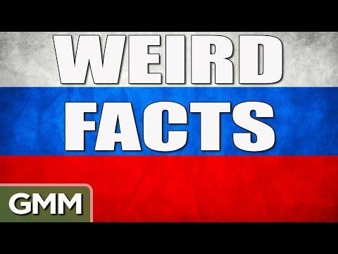 7 Weird Facts About Russia - YouTube