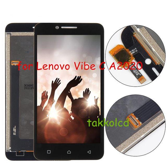 2019 的 for Lenovo Vibe C A2020 A2020a40 LCD Display with Touch
